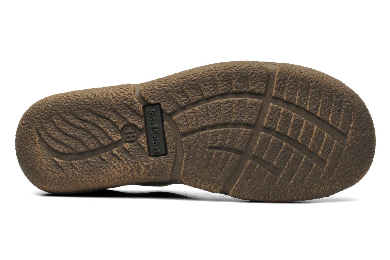 Chaussures à lacets Josef Seibel Neele 02 Marron vue haut