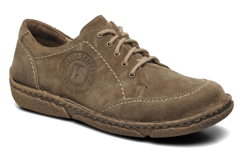 Chaussures à lacets Josef Seibel Neele 02 Marron vue détail/paire