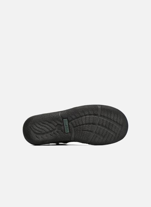 Zapatos con cordones Josef Seibel Neele 01 Negro vista de arriba