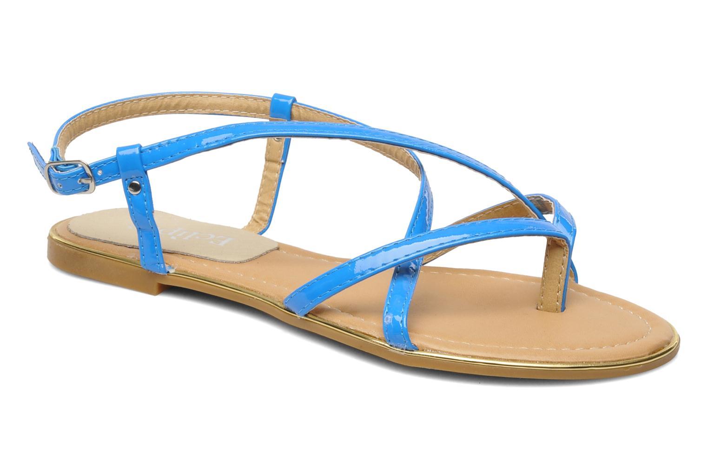 97f836839c Eclipse Sandale Corfou (Bleu) - Sandales et nu-pieds chez Sarenza ...