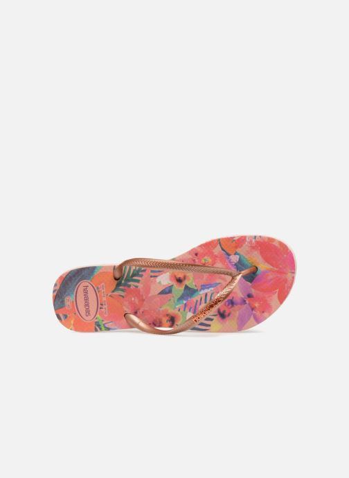 Slippers Havaianas Slim Tropical Multicolor links
