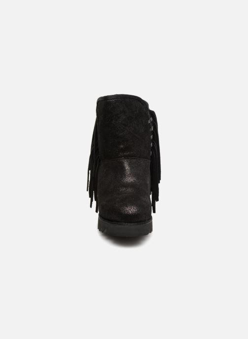 Bottines et boots Colors of California Evelina Noir vue portées chaussures