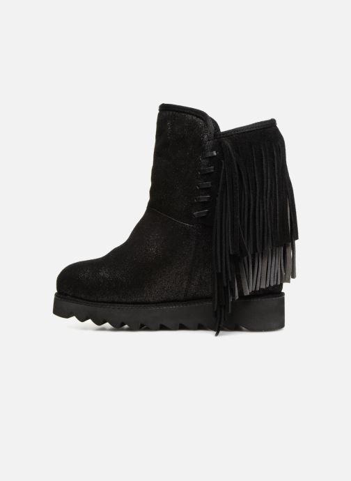 Bottines et boots Colors of California Evelina Noir vue face