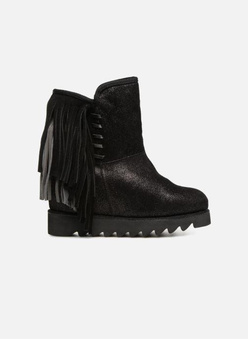 Bottines et boots Colors of California Evelina Noir vue derrière