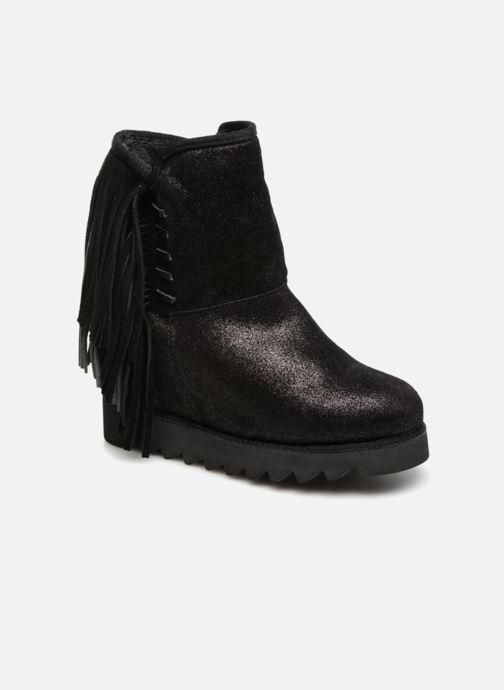 Bottines et boots Colors of California Evelina Noir vue détail/paire