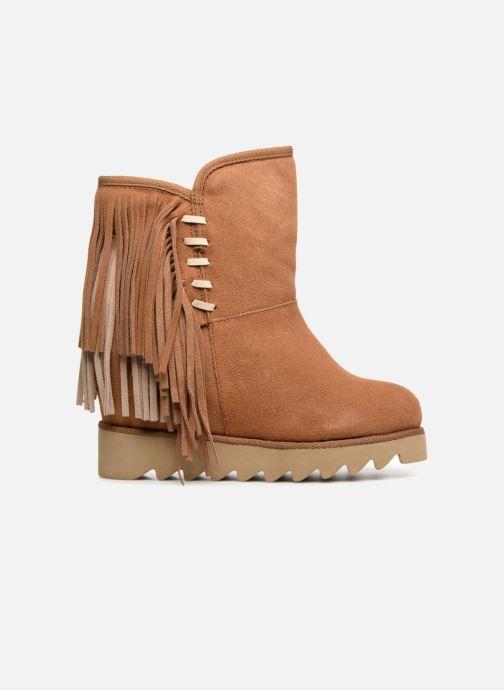 Bottines et boots Colors of California Evelina Marron vue derrière
