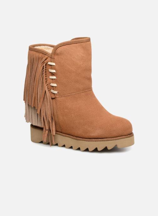 Bottines et boots Colors of California Evelina Marron vue détail/paire
