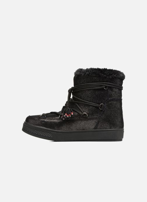 Boots en enkellaarsjes Colors of California Fiore Zwart voorkant