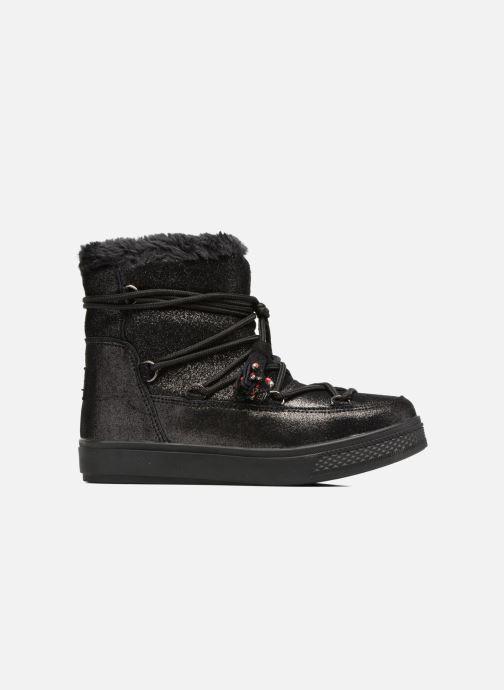 Bottines et boots Colors of California Fiore Noir vue derrière