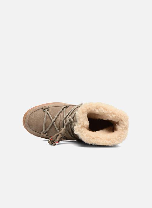 Boots en enkellaarsjes Colors of California Fiore Beige links