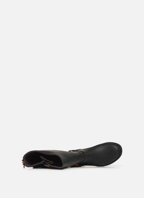 Stiefel Colors of California Ivano schwarz ansicht von links