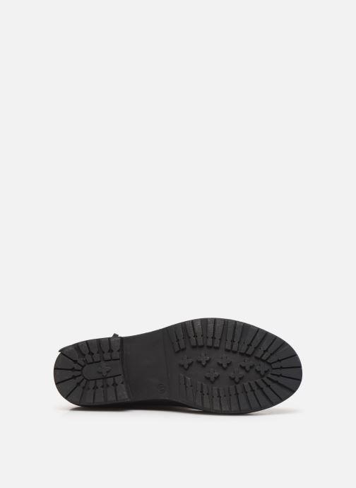 Stiefel Colors of California Ivano schwarz ansicht von oben