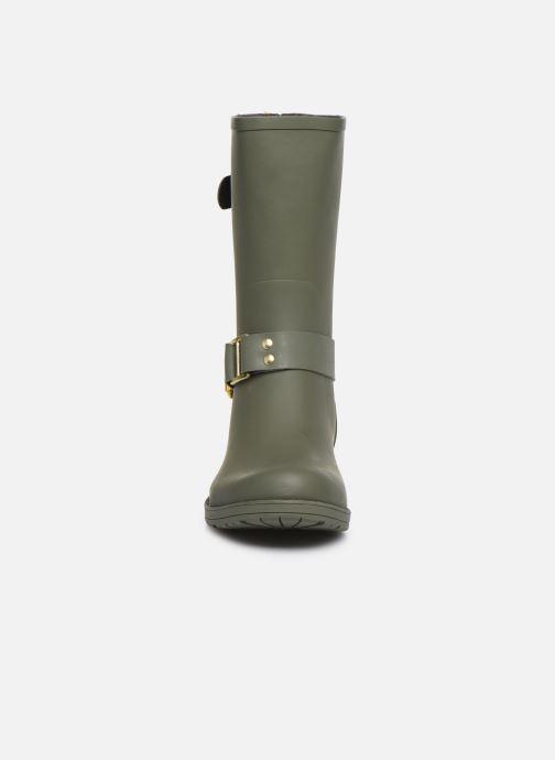 Bottines et boots Colors of California Greta Vert vue portées chaussures