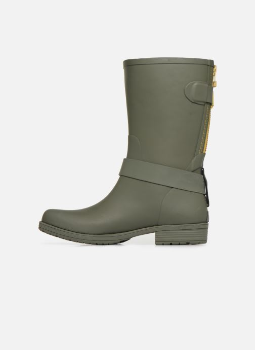 Bottines et boots Colors of California Greta Vert vue face