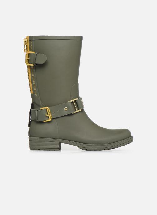 Bottines et boots Colors of California Greta Vert vue derrière