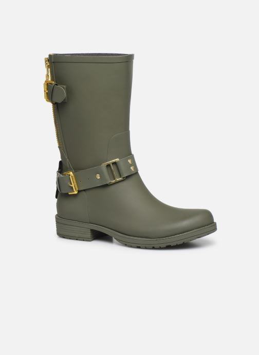 Bottines et boots Colors of California Greta Vert vue détail/paire