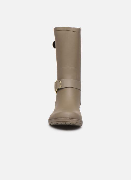 Boots en enkellaarsjes Colors of California Greta Bruin model