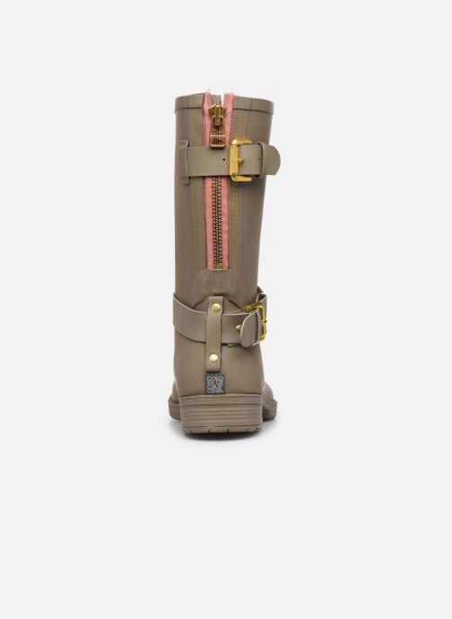 Stiefeletten & Boots Colors of California Greta braun ansicht von rechts