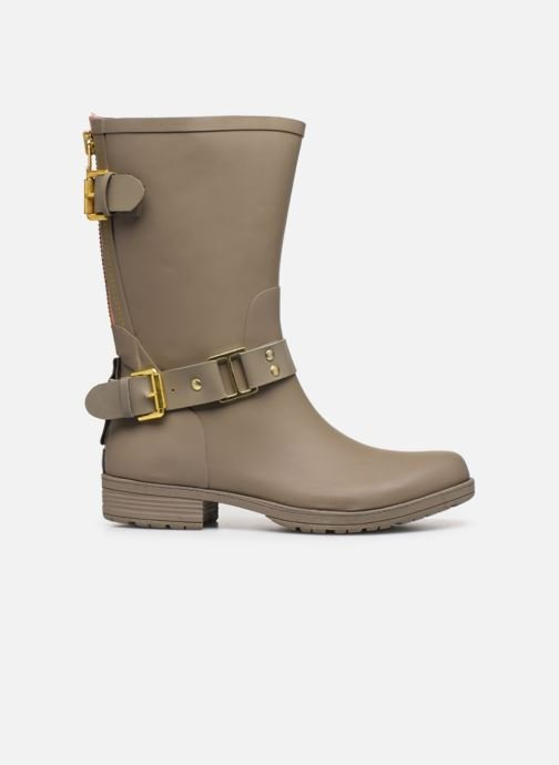 Boots en enkellaarsjes Colors of California Greta Bruin achterkant