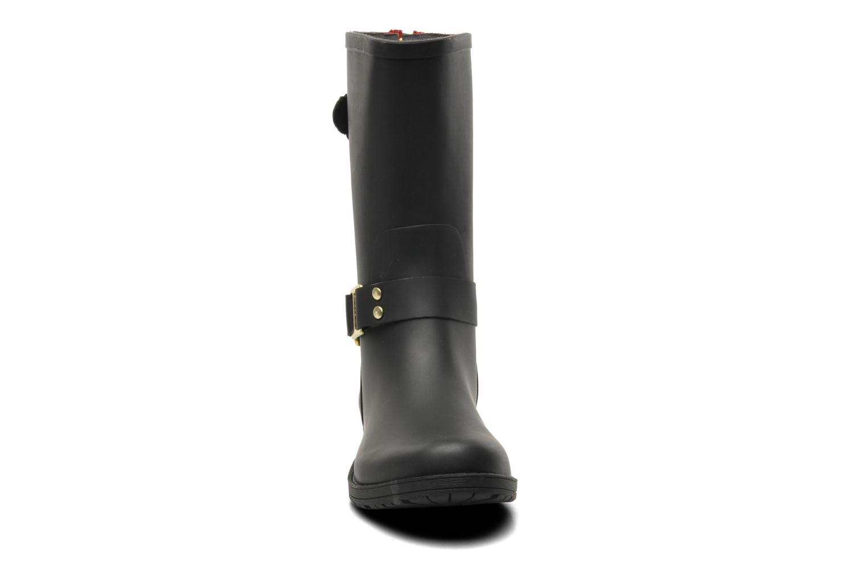 Bottines et boots Colors of California Greta Noir vue portées chaussures