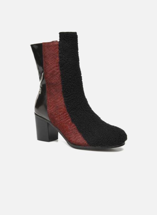 Bottines et boots Opening Ceremony Elise Boot Bordeaux vue détail/paire