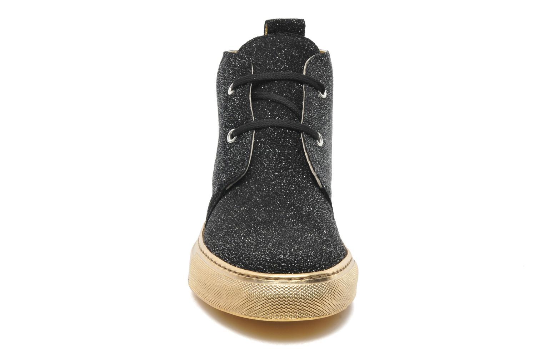 Baskets Sonia Rykiel St père desert Noir vue portées chaussures