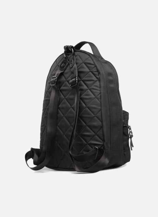 Mochilas Converse Mini Backpack Negro vista lateral derecha