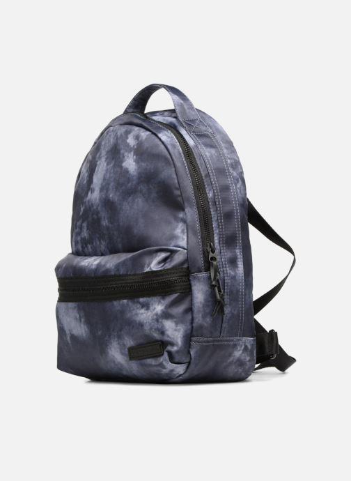 Zaini Converse Mini Backpack Grigio modello indossato