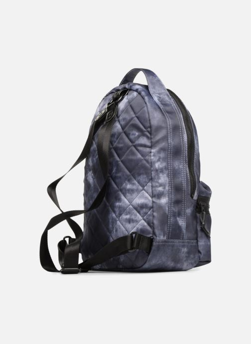 Rucksäcke Converse Mini Backpack grau ansicht von rechts