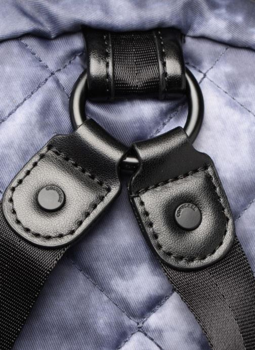Mochilas Converse Mini Backpack Gris vista lateral izquierda