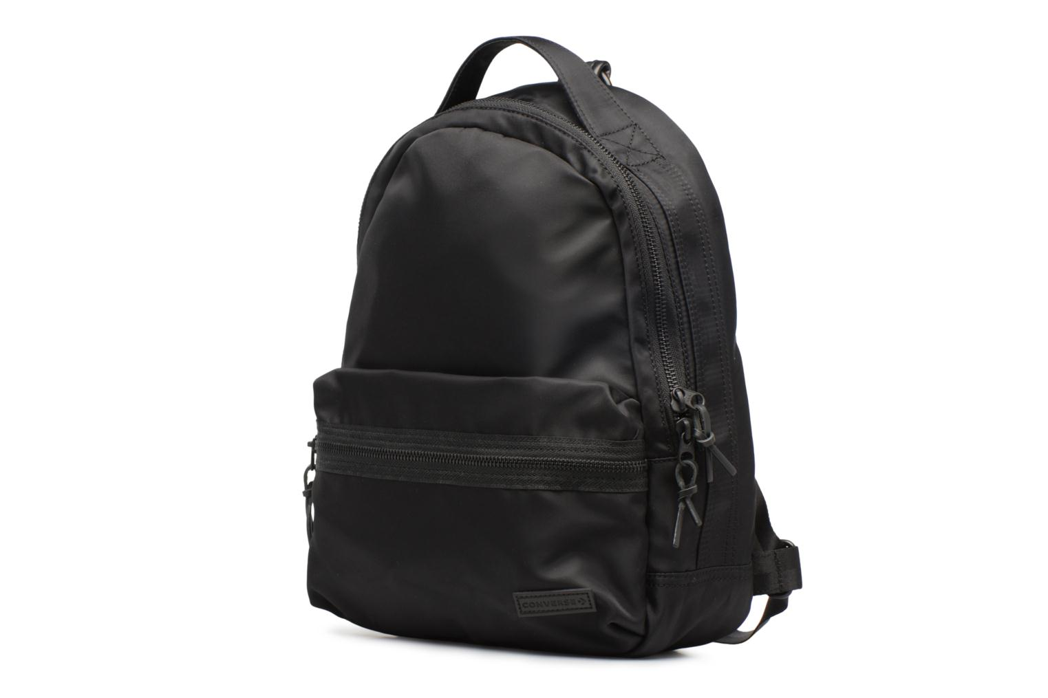 Rygsække Converse Mini Backpack Sort se skoene på