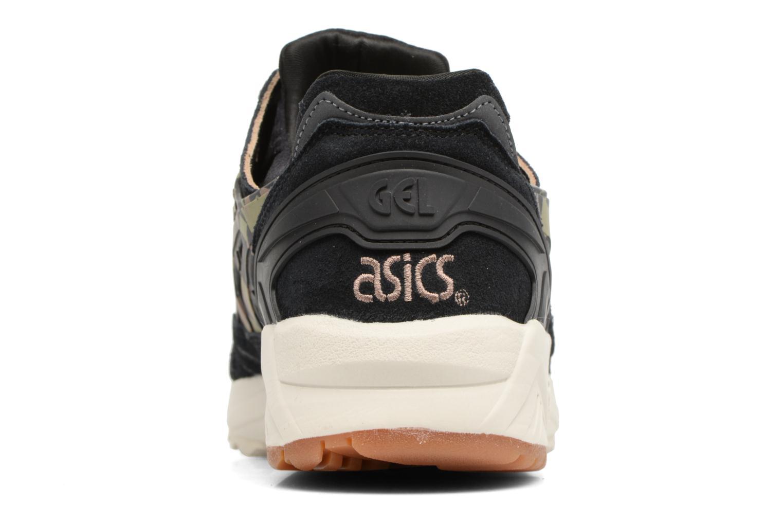 Baskets Asics Gel-Kayano Trainer Noir vue droite