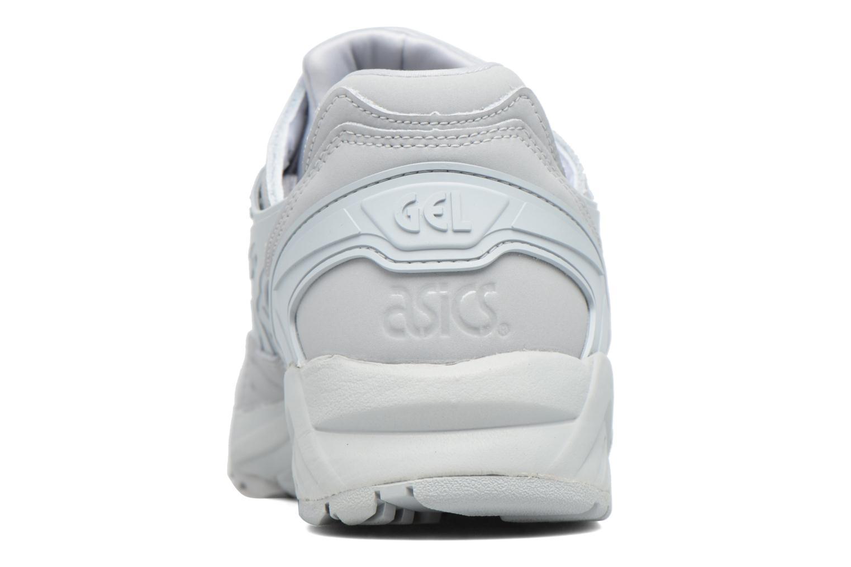 Baskets Asics Gel-Kayano Trainer Gris vue droite