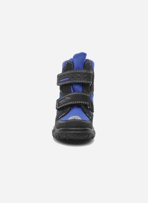 Bottines et boots Superfit Barnabas GTX Bleu vue portées chaussures
