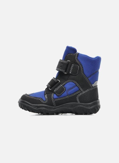 Boots en enkellaarsjes Superfit Barnabas GTX Blauw voorkant
