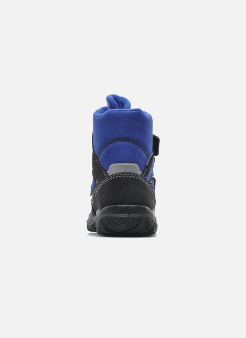 Ankle boots Superfit Barnabas GTX Blue view from the right
