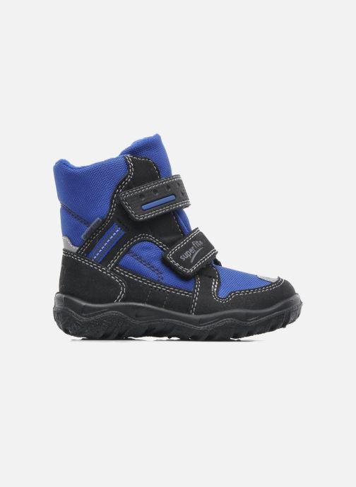 Bottines et boots Superfit Barnabas GTX Bleu vue derrière