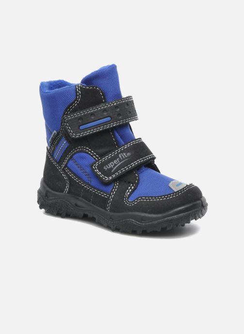 Boots en enkellaarsjes Superfit Barnabas GTX Blauw detail