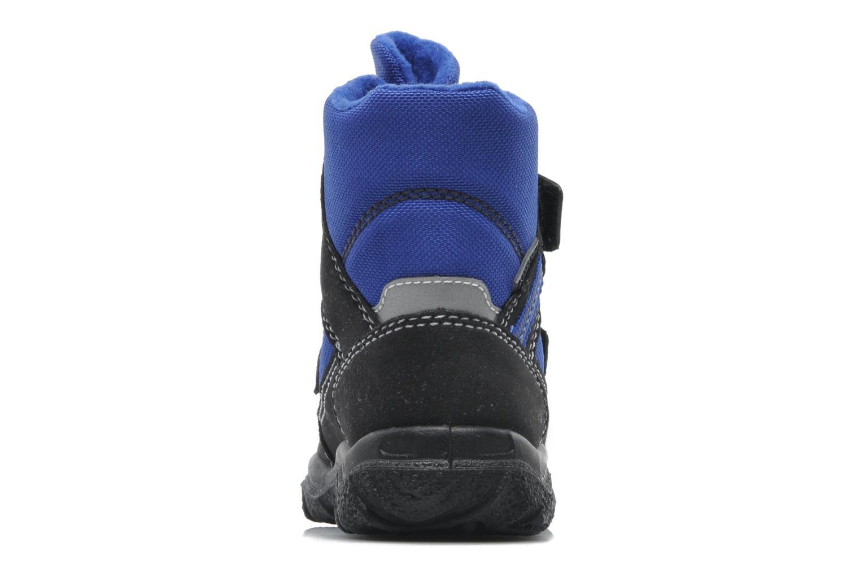 Bottines et boots Superfit Barnabas GTX Bleu vue droite