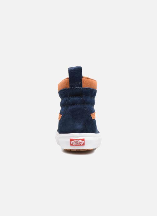 Sneakers Vans SK8-Hi MTE Azzurro immagine destra