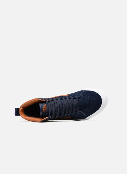 Sneakers Vans SK8-Hi MTE Azzurro immagine sinistra
