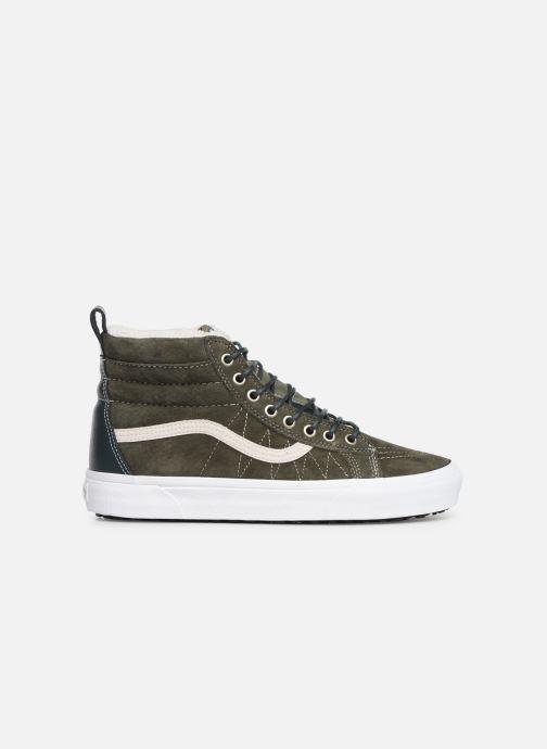 Sneaker Vans SK8-Hi MTE grün ansicht von hinten