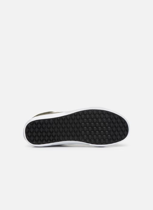 Sneaker Vans SK8-Hi MTE grün ansicht von oben