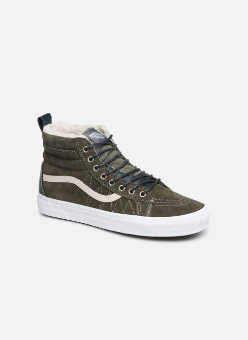Sneaker Vans SK8-Hi MTE grün detaillierte ansicht/modell