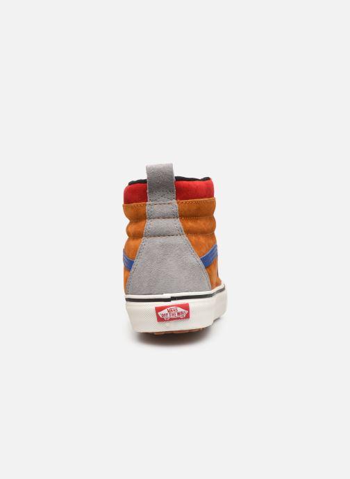 Deportivas Vans SK8-Hi MTE Multicolor vista lateral derecha