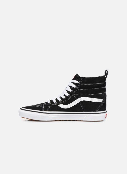 Sneaker Vans SK8-Hi MTE schwarz ansicht von vorne