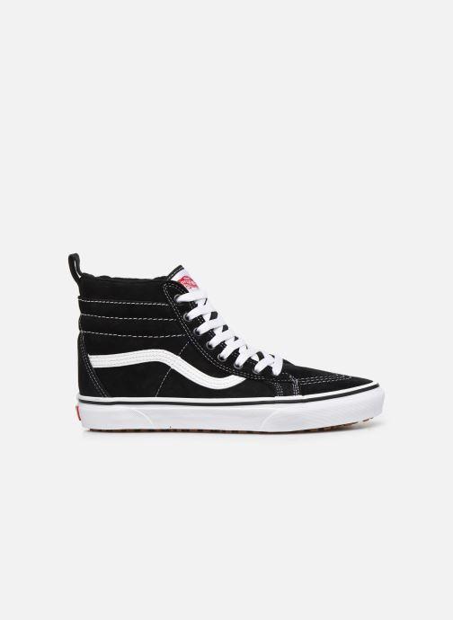 Sneaker Vans SK8-Hi MTE schwarz ansicht von hinten