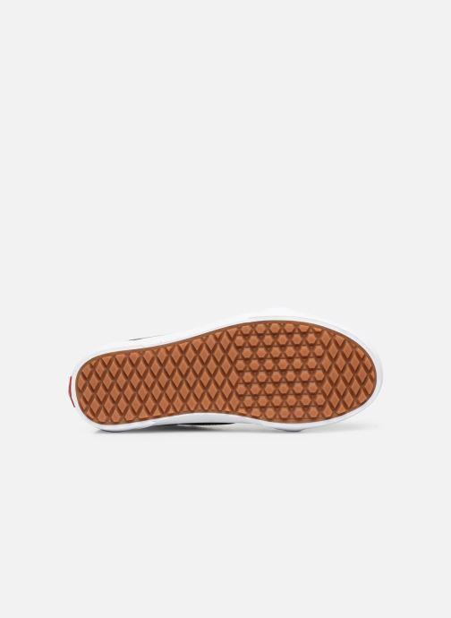Sneaker Vans SK8-Hi MTE schwarz ansicht von oben