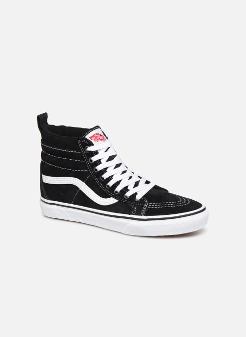 Sneaker Vans SK8-Hi MTE schwarz detaillierte ansicht/modell