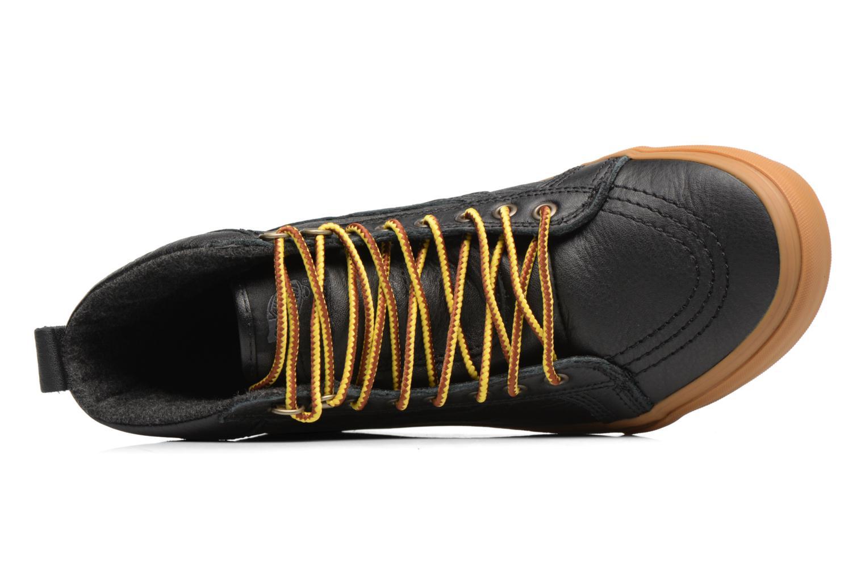 Baskets Vans SK8-Hi MTE Noir vue gauche